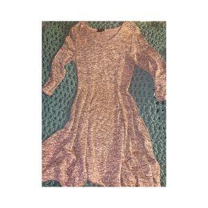 Rue21 Long Sleeve Dress